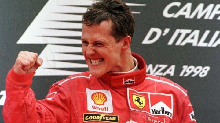 Michael Schumacher (Monza 1998)